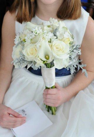 calla-lily-rose-stephanotis-dusty-miller-wedding-bouquet