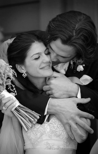 black-and-white-photo-of-jared-padalecki-and-genevieve-cortese