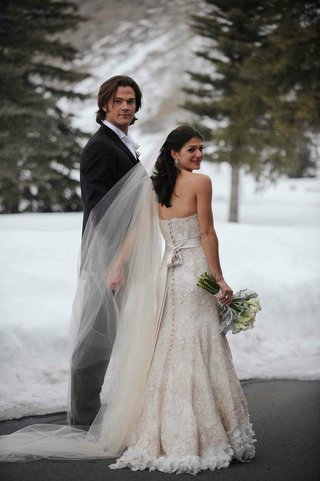 jared-padalecki-and-genevieve-cortese-wedding-portrait