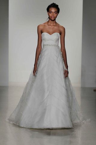 kelly-faetanini-fall-2016-a-line-ball-gown-wedding-dress-with-chevron-pattern