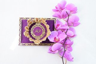 royal-purple-and-gold-wedding-invitation-suite-fuchsia-orchids-golden-crown