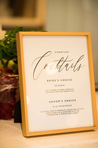 wedding-reception-signature-cocktails-menu-negroni-old-fashioned-bride-groom-choices