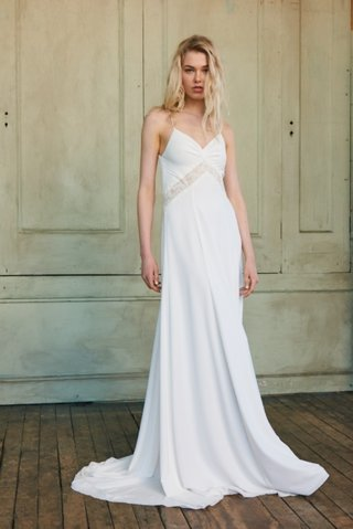 sena-by-christos-spring-2018-slim-crepe-spaghetti-strap-gown-sheer-lace-illusion-waistline-detail