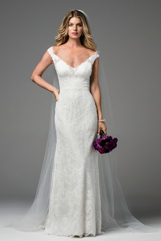 spring-by-watters-fall-2017-suri-lace-off-the-shoulder-sheath-with-pearl-buttons