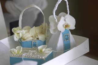 blue-and-white-jeweled-flower-girl-baskets