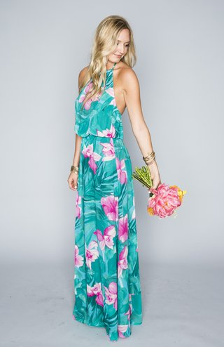 halter-dress-in-print-of-turquoise-palm-fronds-and-pink-flowers
