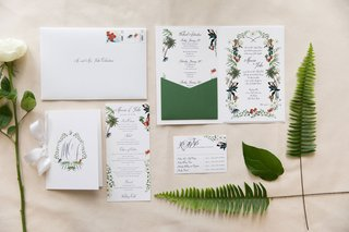 five-part-invitation-suite-with-custom-illustrations