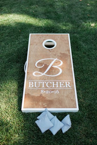 custom-corn-hole-board-last-name-fun-lawn-games-northern-california-wedding-winery-entertainment