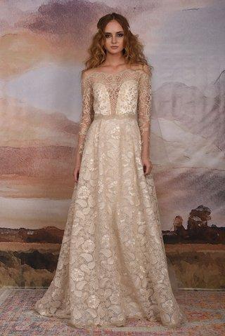 claire-pettibone-vagabond-collection-2018-voyage-off-shoulder-lace-wedding-dress-illusion-sleeves