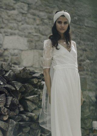 laure-de-sagazan-2017-collection-verne-wrap-bodice-quarter-length-illusion-sleeves-floral-empire