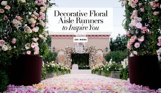 wedding-ceremony-ideas-decorative-flower-petal-aisle-runner-examples