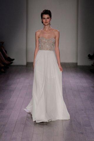 jim-hjelm-spring-2016-sheath-wedding-dress-with-beaded-strapless-bodice