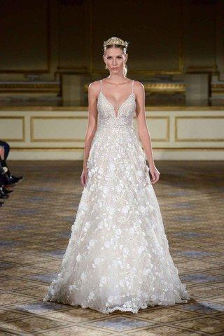 berta-fall-winter-2016-a-line-wedding-dress-with-flower-applique