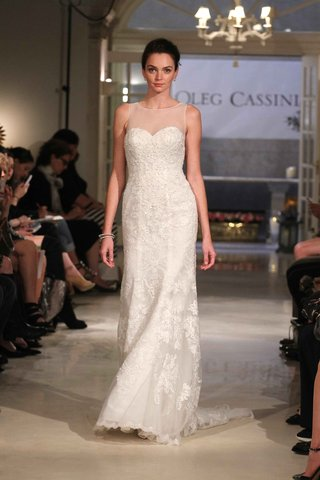 oleg-cassini-spring-2016-illusion-neckline-embroidered-wedding-dress