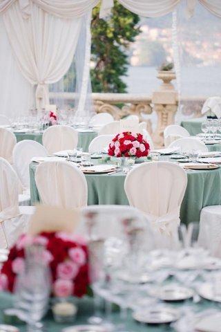 vintage-inspired-lake-como-italy-wedding-reception
