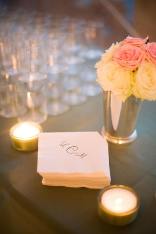 wedding-monogram-initials-on-white-paper-napkins