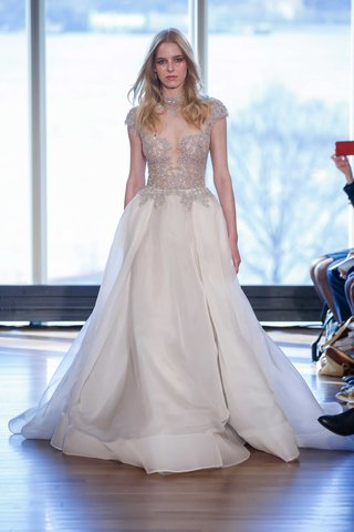 rivini-hendrix-wedding-dress-organza-ball-gown-with-transparent-beaded-cap-sleeve-bodice