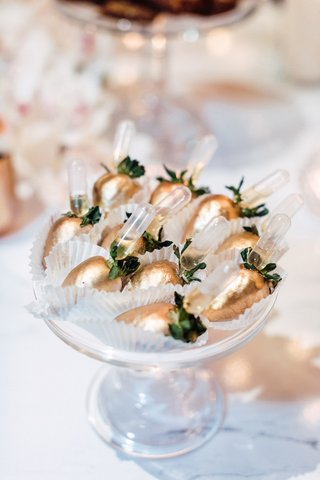 chocolate-covered-strawberries-with-gold-coating-infused-with-alcohol