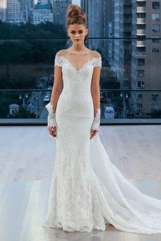 gramercy-ines-di-santo-fall-2018-off-shoulder-lace-wedding-dress-illusion-sleeves-detachable-train