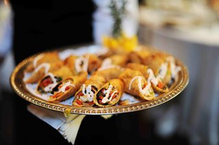 tray-passed-cajun-shrimp-eggroll-appetizers