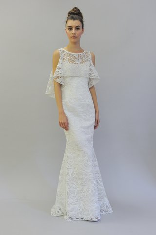 austin-scarlett-fall-2017-nadine-branch-lace-trumpet-gown-with-cape-overlay