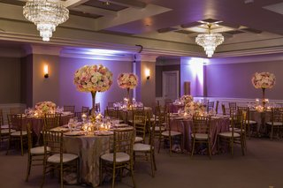 london-west-hollywood-ballroom-wedding-blush-ivory-and-gold-color-palette