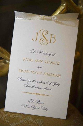 wedding-ceremony-program-card-with-ivory-ribbon