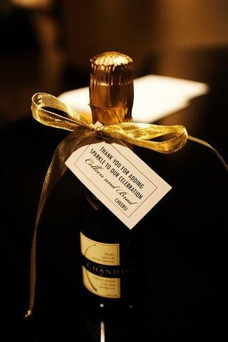 miniature-gold-chandon-champagne-bottle-wedding-favor