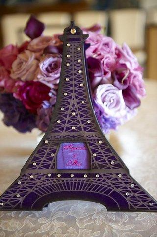 wedding-invitation-box-in-shape-of-paris-eiffel-tower
