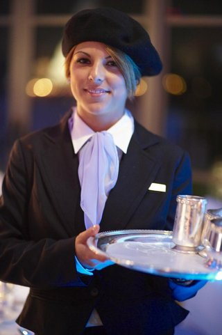 waitress-with-beret-and-lavender-ascot-in-french-outfit