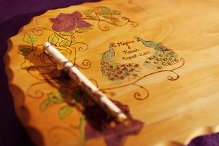 engraved-and-colored-wooden-guestbook