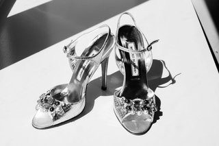 black-and-white-photo-of-manolo-blahnik-shoes