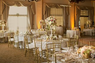 round-tables-with-gold-chairs-and-accents