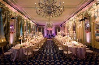 italian-estate-ballroom-chandeliers-and-drapes