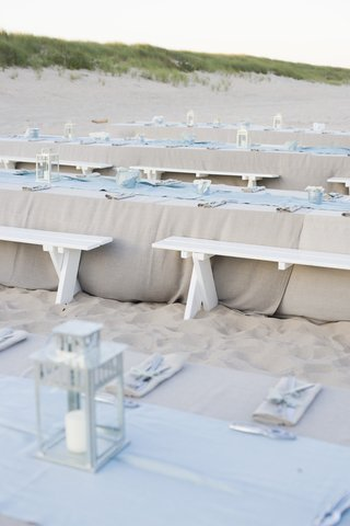rows-of-picnic-tables-and-benches