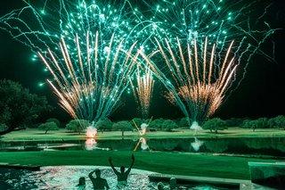pro-golfer-2017-masters-tournament-winner-sergio-garcia-wedding-firework-show-surprise-pool-party