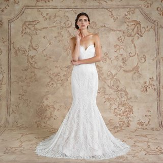 sareh-nouri-fall-2016-strapless-lace-wedding-dress-with-sweetheart-neckline