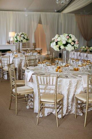 champagne-and-white-reception-decor