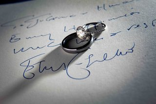 wedding-band-and-solitaire-halo-engagement-ring