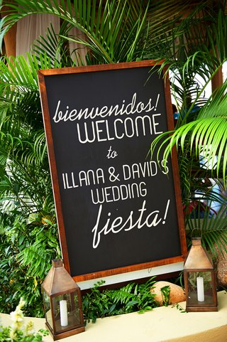 tropical-wedding-fiesta-sign-on-chalkboard-in-frame