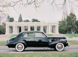wedding-transportation-car-for-bride-and-groom-classic-sedan-car