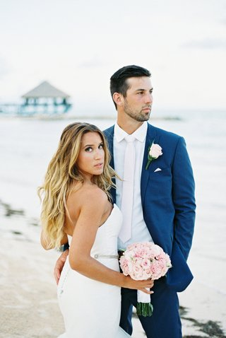 beach-wedding-tropical-wedding-bride-and-groom-on-beach-nfl-denver-broncos-brandon-mcmanus