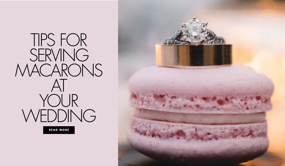 Should You Serve Macarons At Your Wedding