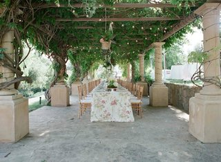 herb-garden-at-ojai-valley-inn-spa-rehearsal-dinner