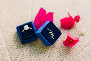 wedding-jewelry-engagement-ring-solitaire-style-in-navy-blue-mrs-box-velvet-ring-box