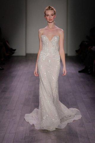 lazaro-spring-2016-strapless-beaded-wedding-dress-sheath-with-sweetheart-neckline
