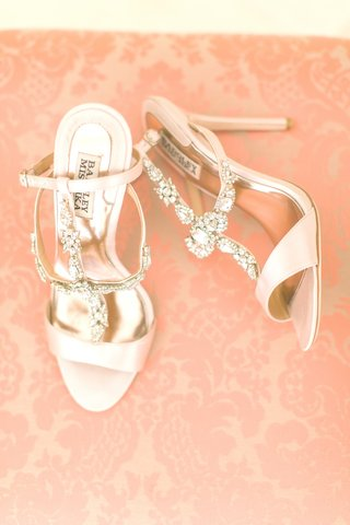 badgley-mischka-wedding-shoes-pale-blush-shoes-crystal-embellishments-on-straps