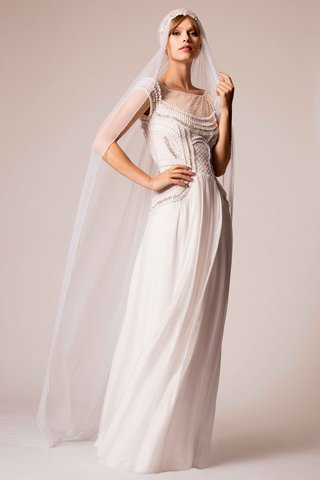 temperley-bridal-2016-cap-sleeve-sheath-wedding-dress