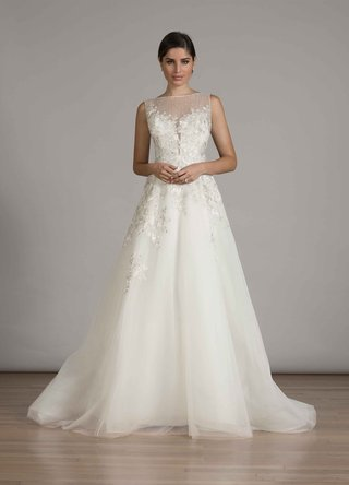 liancarlo-fall-2016-a-line-wedding-dress-with-illusion-neckline