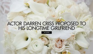 actor-darren-criss-proposed-to-his-longtime-girlfriend-mia-swier